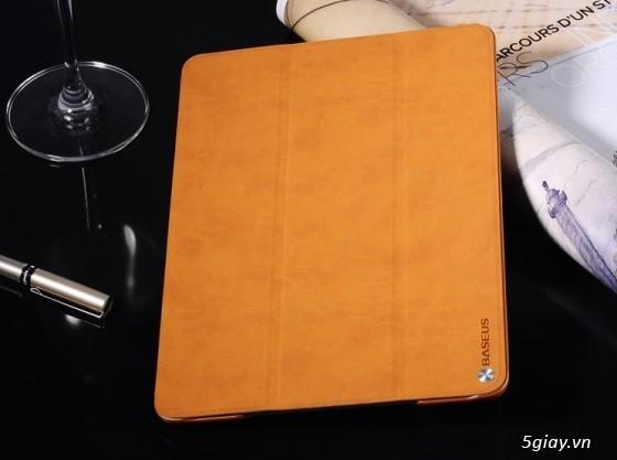 Phụ kiện, Bao da, dán kính, sạc cáp iPad Air, iPad Mini/2/3 - 8