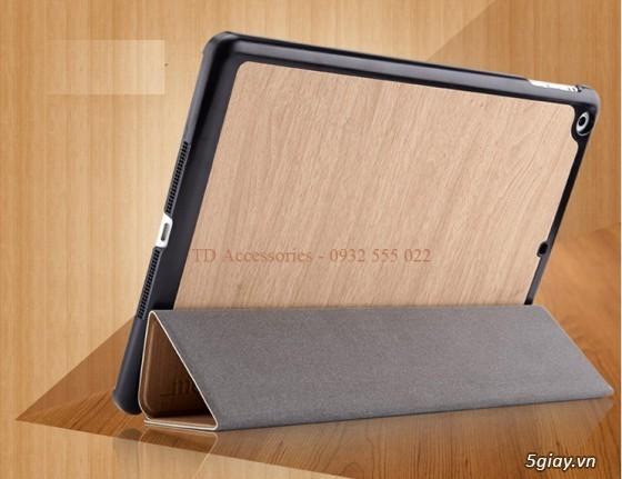 Phụ kiện, Bao da, dán kính, sạc cáp iPad Air, iPad Mini/2/3 - 1