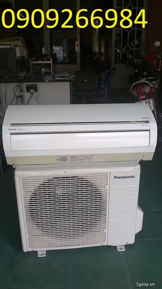 ĐL Tân Tiến :Máy lạnh nội địa Nhật mới 95% bảo hành 15 Tháng ,1 đổi 1 trong 15 tháng giá tốt tại 5s - 36