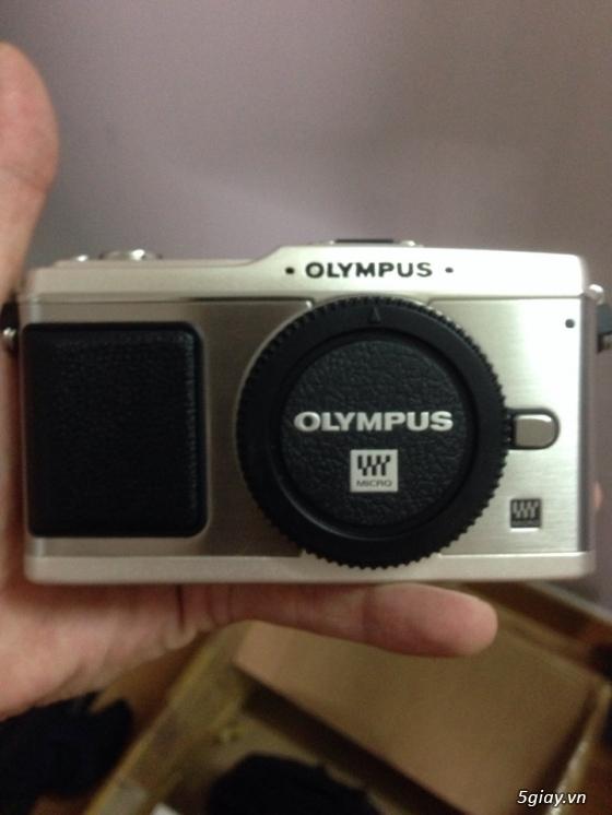 Olympus EPL1 5,5T