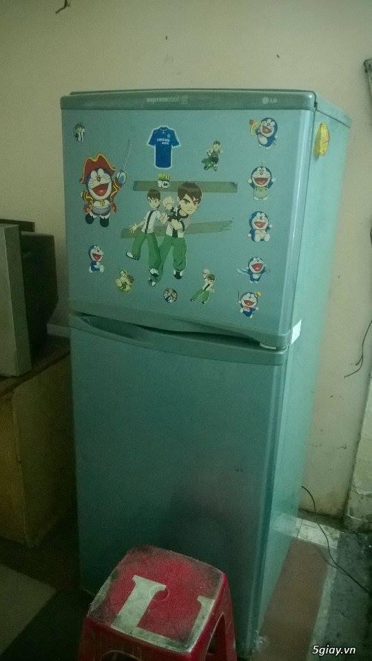 Tủ lạnh 2 tầng - Tủ lạnh mini : giá 1tr2 - 2
