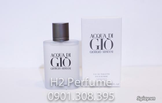 H2perfume - Chuyên Nước Hoa Singapore Replica - Hàng Chuẩn - Hình Thật 100%..... - 2