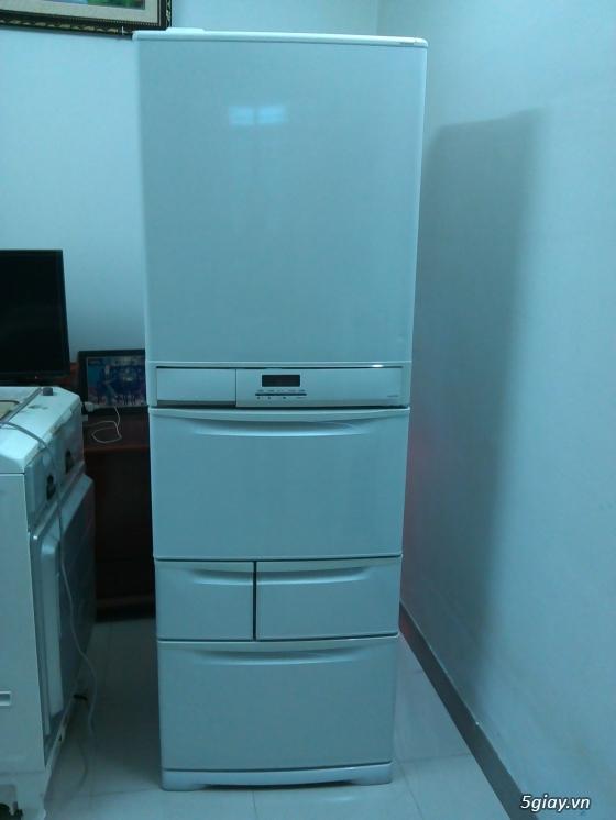 Tủ lạnh - máy lạnh nội địa nhật