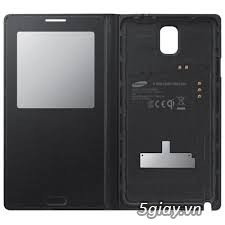Bao da S-View Flip Cover Samsung Note 3 - Viền IPhone 6 - 1