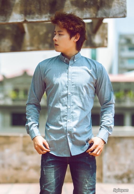 URBAN JEANS - Quần áo tự thiết kế và sản xuất riêng - 10