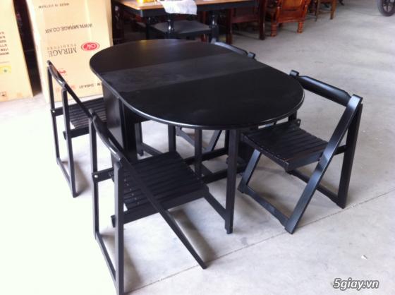 Bàn ghế giường tủ gỗ sồi Mỹ và Nga giá tốt nhất Sài Gòn - 41