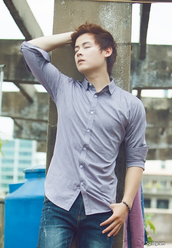 URBAN JEANS - Quần áo tự thiết kế và sản xuất riêng - 13
