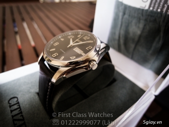 Đồng hồ Citizen Automatic - Made in JAPAN - NP4020-01E - NEW 100% full box - 3
