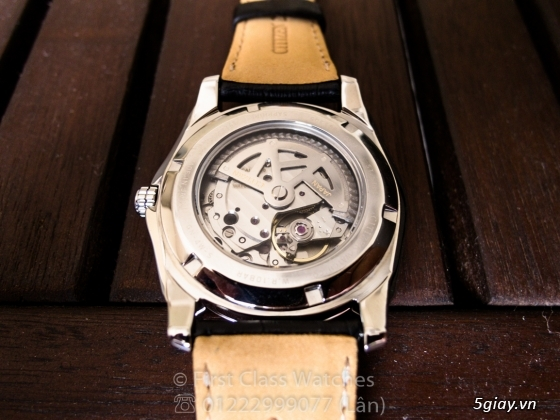 Đồng hồ Citizen Automatic - Made in JAPAN - NP4020-01E - NEW 100% full box - 5