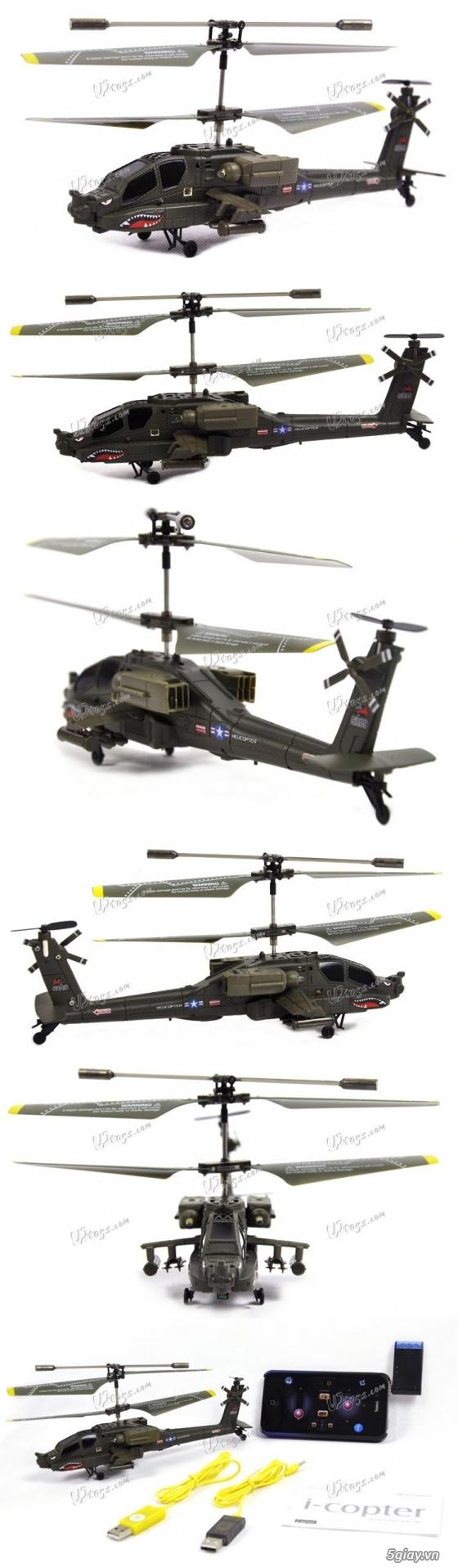 Bán đồ chơi điều khiển các kiểu . Xe -Máy bay - Quadcopter - 5