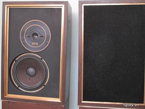 Bán cặp loa EPI 70 của Mỹ, Ampli Scott 60B, CD Sony 333 ESD, CD Pioneer PDHL5 rất đẹp - 1
