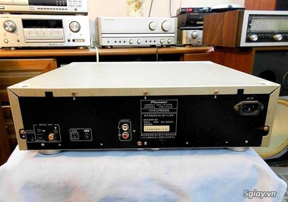 Bán cặp loa EPI 70 của Mỹ, Ampli Scott 60B, CD Sony 333 ESD, CD Pioneer PDHL5 rất đẹp - 6