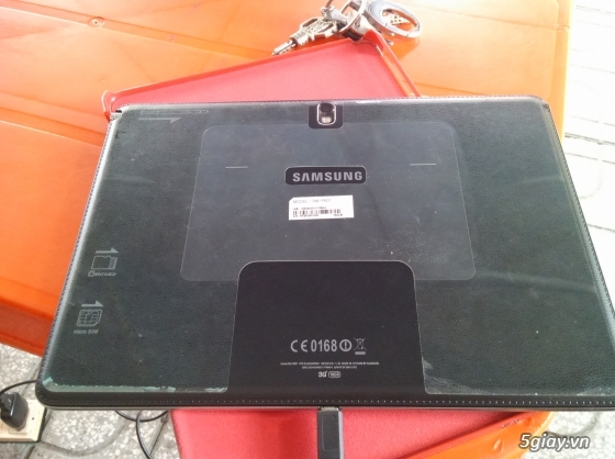 samsung galaxy tab 10.1 p601 máy nguyên zin nằm tiệm cầm đồ rất lâu - 2