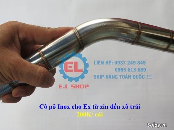 E.L SHOP Đèn led siêu sáng xe mô tô: XHP50, XHP70 i7, Cree, Philips Lumiled,Gương cầu LED xe gắn máy - 49