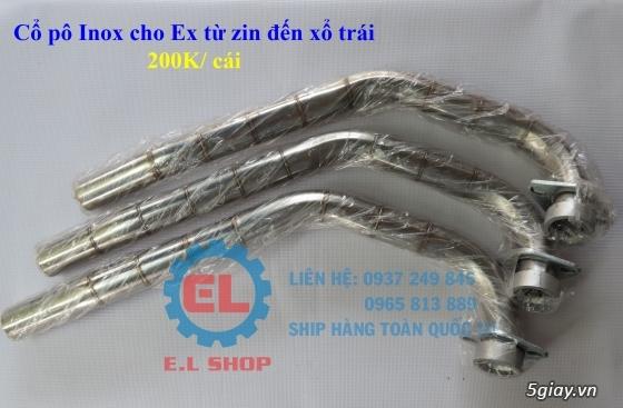 E.L SHOP Đèn led siêu sáng xe mô tô: XHP50, XHP70 i7, Cree, Philips Lumiled,Gương cầu LED xe gắn máy - 48