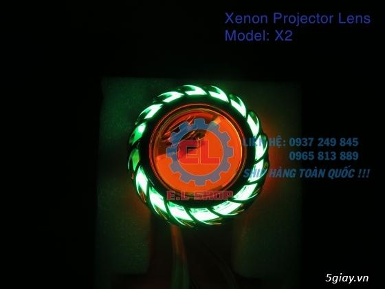 E.L SHOP - Đèn Led siêu sáng xe ô tô: XHP70, XHP50, Philips Lumiled, gương cầu xenon... - 43
