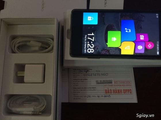 Siêu phẩm tự sướng Oppo R1 full box 97% giá siêu rẻ - 3