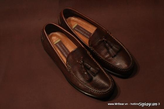 Giày loafer hàng hiệu chính hãng : bally , zara , cole haan , guuuu , prada , D&G ...
