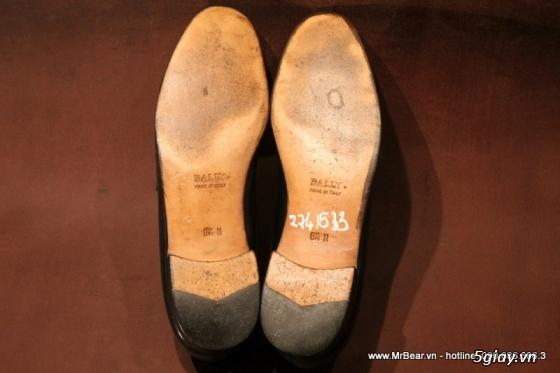 Giày loafer hàng hiệu chính hãng : bally , zara , cole haan , guuuu , prada , D&G ... - 8