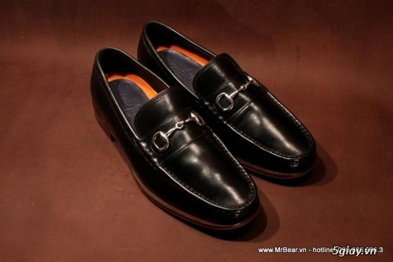 Giày loafer hàng hiệu chính hãng : bally , zara , cole haan , guuuu , prada , D&G ... - 25