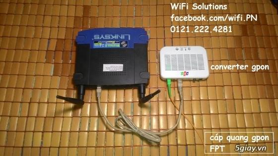 Router wireless giá rẻ. Bảo hành chu đáo - 4