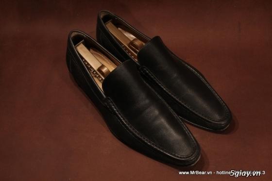 Giày loafer hàng hiệu chính hãng : bally , zara , cole haan , guuuu , prada , D&G ... - 32