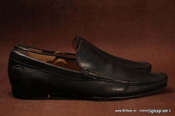 Giày loafer hàng hiệu chính hãng : bally , zara , cole haan , guuuu , prada , D&G ... - 33