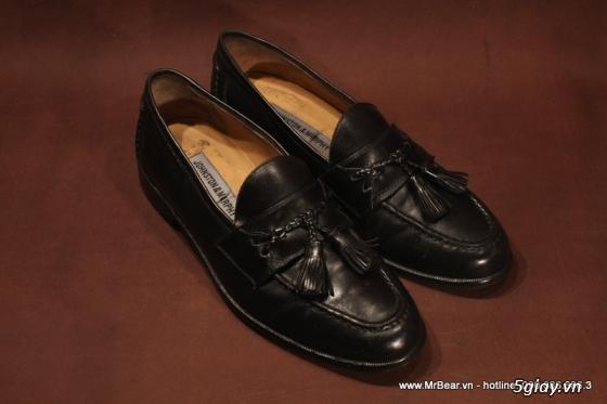 Giày loafer hàng hiệu chính hãng : bally , zara , cole haan , guuuu , prada , D&G ... - 28