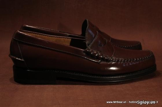 Giày loafer hàng hiệu chính hãng : bally , zara , cole haan , guuuu , prada , D&G ... - 17