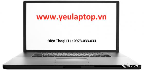 Yeulaptop.vn - Thanh lý hàng tồn kho - Giá 1tr đến 10tr - Máy đẹp từ 96% đến 99% - !