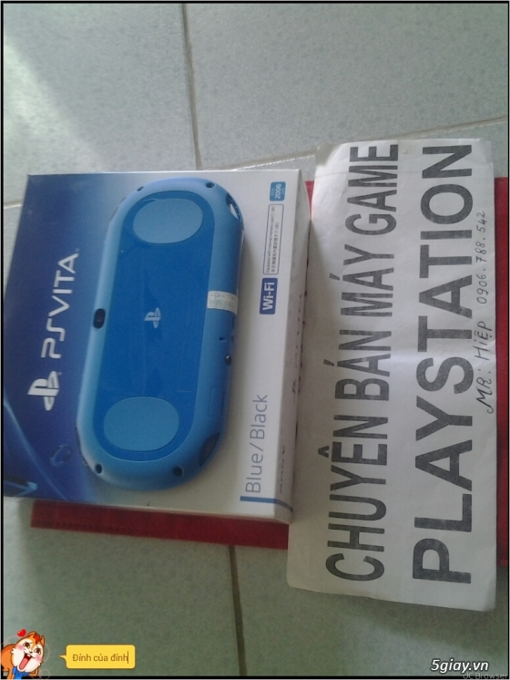 PlayStation Game _ Mua bán máy Game PS4, PS3, Ps2, Ps1, PsP, PSvita uy tín - 23