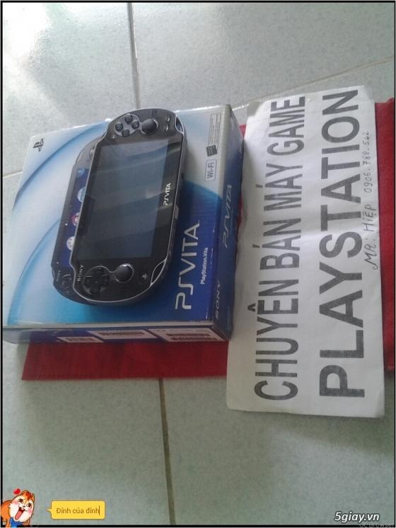 PlayStation Game _ Mua bán máy Game PS4, PS3, Ps2, Ps1, PsP, PSvita uy tín - 32