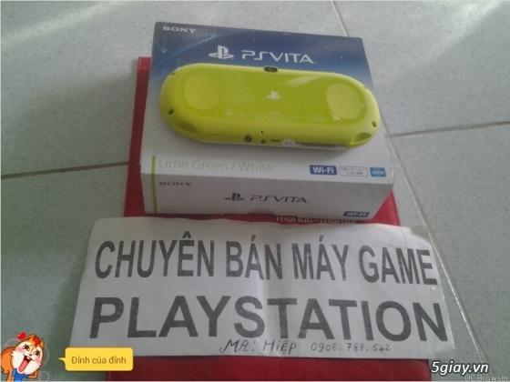 PlayStation Game _ Mua bán máy Game PS4, PS3, Ps2, Ps1, PsP, PSvita uy tín - 25
