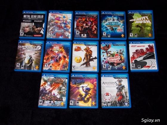 PlayStation Game _ Mua bán máy Game PS4, PS3, Ps2, Ps1, PsP, PSvita uy tín - 41