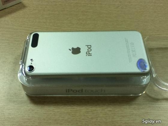 Bán ipod touch 5 32Gb- Còn BH Apple hết 2015