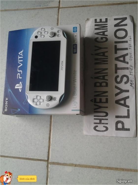 PlayStation Game _ Mua bán máy Game PS4, PS3, Ps2, Ps1, PsP, PSvita uy tín - 34