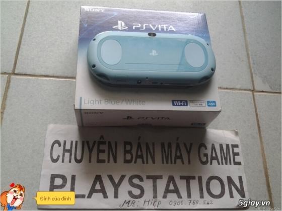 PlayStation Game _ Mua bán máy Game PS4, PS3, Ps2, Ps1, PsP, PSvita uy tín - 35