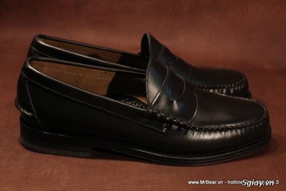 Giày loafer hàng hiệu chính hãng : bally , zara , cole haan , guuuu , prada , D&G ... - 21