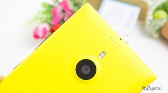 nokia lumia 1520 màu vàng chanh chính hãng - 5