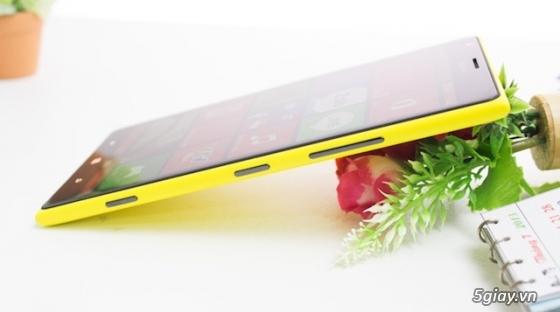 nokia lumia 1520 màu vàng chanh chính hãng - 2
