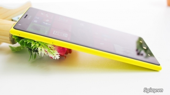 nokia lumia 1520 màu vàng chanh chính hãng - 3