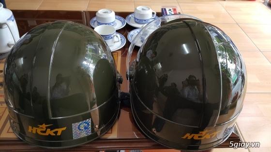 Bán mũ bảo hiểm ngành công an - 1