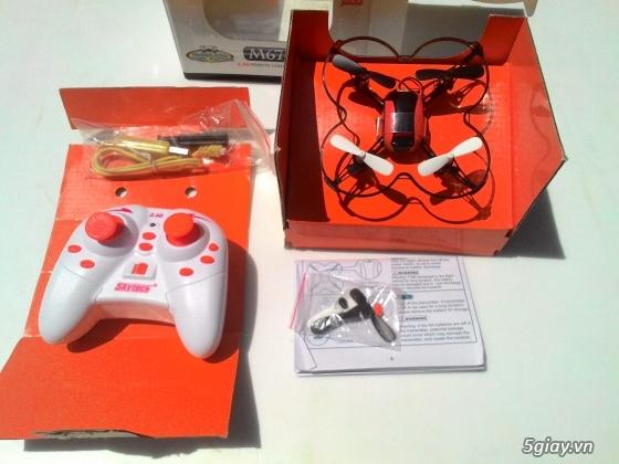 Bán đồ chơi điều khiển các kiểu . Xe -Máy bay - Quadcopter - 16