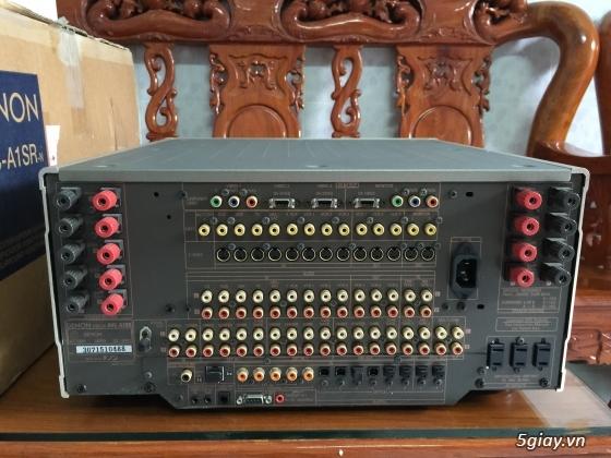 Chuyên bán :receiver-xem phim- denon -yamaha - pioneer-cdp- dvd-loa-sub:gía tốt - 17