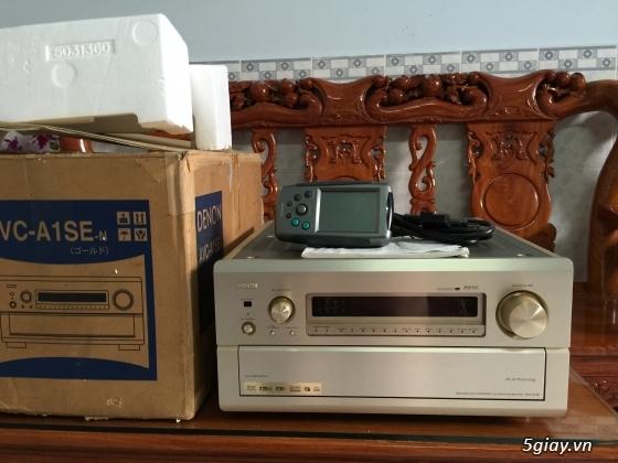 Chuyên bán :receiver-xem phim- denon -yamaha - pioneer-cdp- dvd-loa-sub:gía tốt - 19