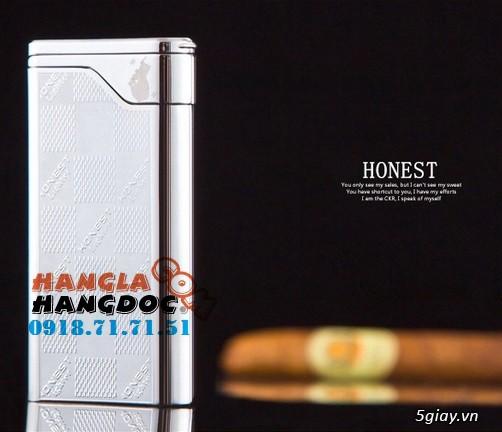 Bật lửa phóng điện Honest đẳng cấp, hộp quẹt lắc Promise, Honest cảm ứng cao cấp - 2
