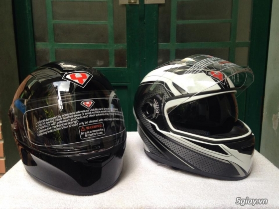 NBHThailand : Sỉ lẻ nón Fullface,Flip up,3/4,nón nữa đầu,nón xe đạp,găng tay xe máy - 24