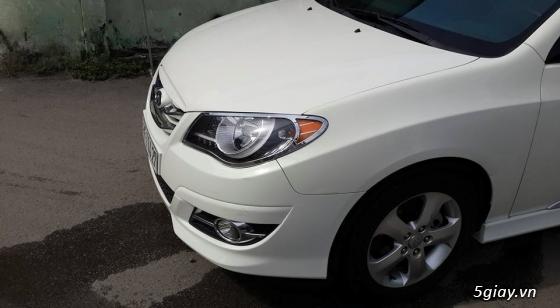 cần bán gấp xe avante màu trắng sữa,sxn 2012 - 6