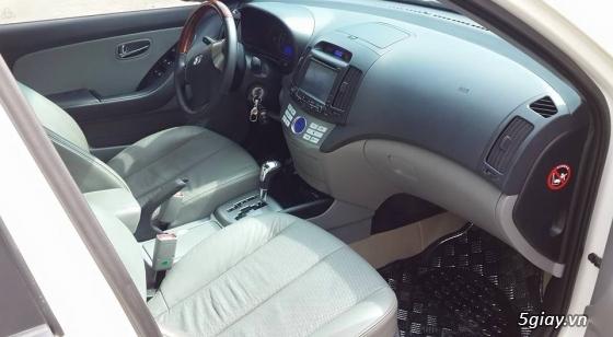 cần bán gấp xe avante màu trắng sữa,sxn 2012 - 7