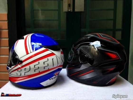 NBHThailand : Sỉ lẻ nón Fullface,Flip up,3/4,nón nữa đầu,nón xe đạp,găng tay xe máy - 25